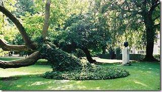Jardin du Luxembourg Antoine Bourdelle 2