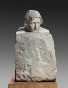 Rodin La Pensée
