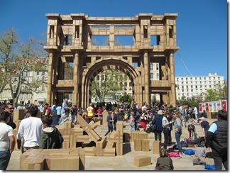 installation participative Olivier Grossetete 33