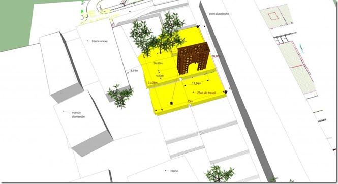 plan place bargemont pour Ecole provence -2-