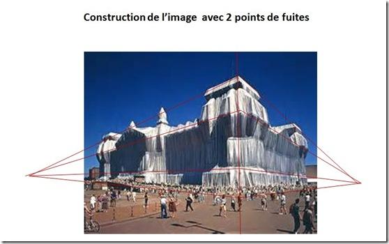 reichstag lignes de construction image