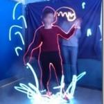 Light painting… pour compléter le corps 3e